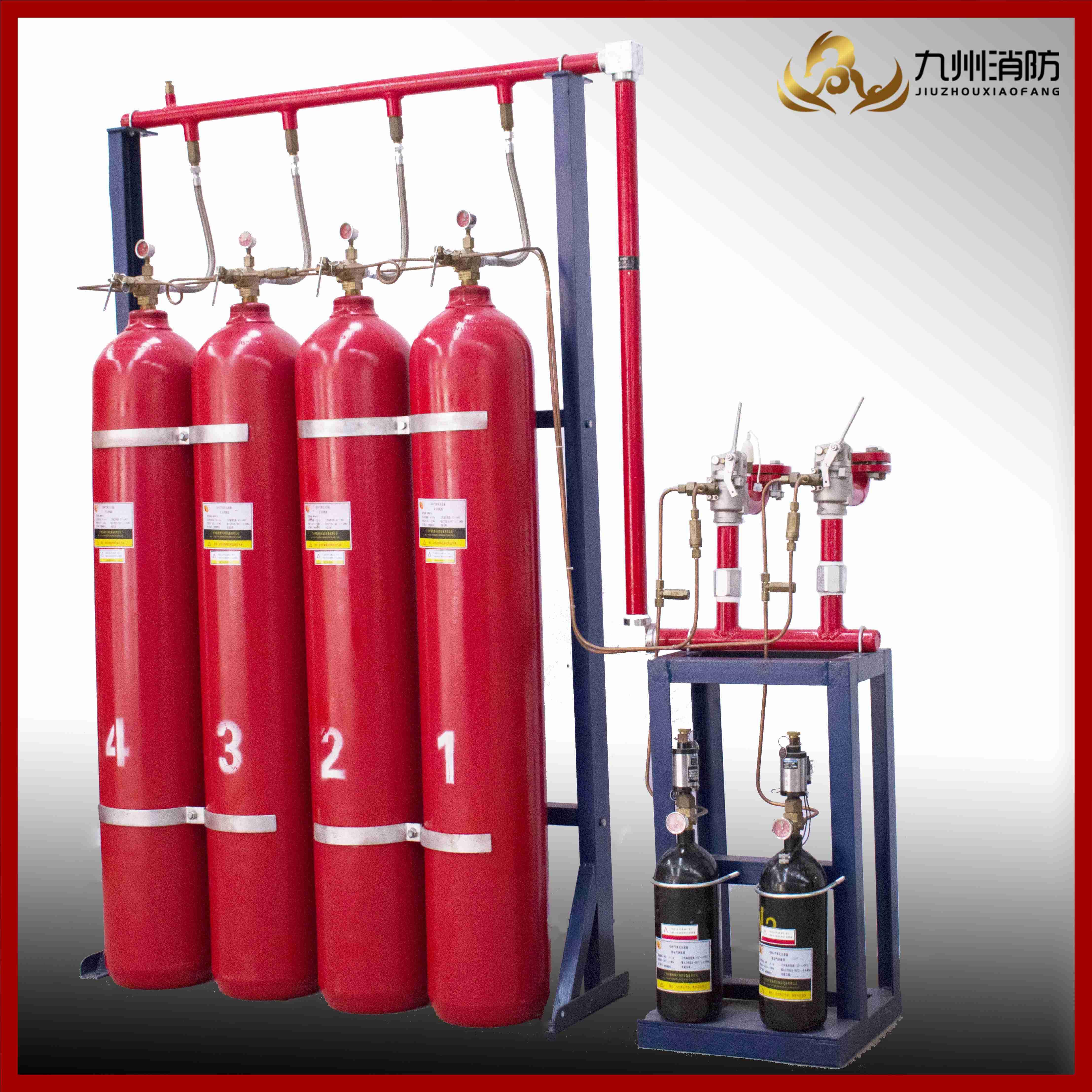 IG541气体灭火装置